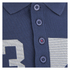 Crosshatch Men's Matrix Two Polo Shirt - Insignia Blue: Image 3