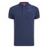 Crosshatch Men's Pacific Polo Shirt - Insignia Blue: Image 1