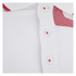 Crosshatch Men's Pacific Polo Shirt - White: Image 3