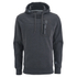 Crosshatch Men's Chalker Hoody - Charcoal Marl: Image 1