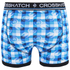 Crosshatch Men's Pixflix 2-Pack Boxers - Directoire Blue: Image 4