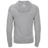 Crosshatch Men's Gixer Zip Through Hoody - Grey Marl: Image 2