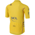 Le Coq Sportif Men's Tour de France 2016 Leaders Official Premium Jersey - Yellow: Image 2