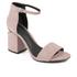 Alexander Wang Women's Abby Suede Heeled Sandals - Sand: Image 2