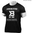 Better Bodies Men's Street Style T-Shirt - Black: Image 1