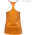 Better Bodies Women's Twisted T-Back Tank Top - Bright Orange: Image 2