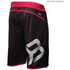 Better Bodies Men's Print Mesh Shorts - Black/Red: Image 2