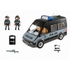 Playmobil City Action Police Van with Lights and Sound (6043): Image 3