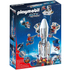 Playmobil City Action Space Rocket with base station (6195): Image 1