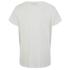 Munthe Women's Elizabeth Leaf Print T-Shirt - White: Image 2
