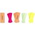 Tweezerman Neon Hot File, Buff, Smooth & Shine Block: Image 1