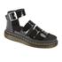 Dr. Martens Women's Shore Clarissa Patent Lamper Chunky Strap Sandals - Black: Image 2