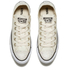 Converse Women's Chuck Taylor All Star Oil Slick Toe Cap Ox Trainers - Egret/Black: Image 2