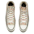Converse Women's Chuck Taylor All Star Raffia Weave Hi-Top Trainers - Converse Natural/Brake Lights: Image 2