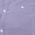 Luke 1977 Men's KP Fozzy Button Down Collar Shirt - Blue Mix: Image 4