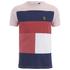 Luke 1977 Men's Close to the Wind Printed T-Shirt - Powder Pink: Image 1