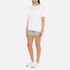 Converse Women's CP Slouchy T-Shirt - Converse White: Image 4