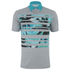 Primal Cutback Compass Polo Shirt - Blue: Image 1