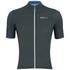 Primal Blu Steel Helix Short Sleeve Jersey - Black: Image 1