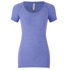 Primal Airespan Women's Knitted T-Shirt - Purple: Image 1