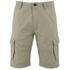 Threadbare Men's Hulk Cargo Shorts - Stone: Image 1
