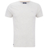Threadbare Men's William Crew Neck T-Shirt - Ecru Marl: Image 1