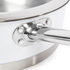 Morphy Richards 79006 Accents Saute Pan with Glass Lid - White - 28cm: Image 5