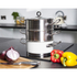 Morphy Richards 79008 3 Tier Steamer - White - 18cm: Image 2