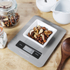 Morphy Richards 974901 Electronic Kitchen Scales - Stone: Image 2