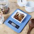 Morphy Richards 974903 Electronic Kitchen Scales - Cornflower Blue: Image 2