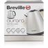 Breville VKJ782 Aurora Jug Kettle - Cream: Image 4
