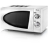 Swan SM3090N Manual Microwave - White - 800W: Image 1