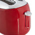 Akai A20001R 2 Slice Cool Touch Toaster - Red: Image 4