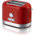 Swan ST10020RedN 2 Slice Toaster - Red: Image 1