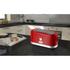 Swan ST10090RedN 4 Slice LongSlot Toaster - Red: Image 2