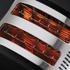 Russell Hobbs 21293 Legacy Toaster - Black: Image 2