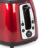 Russell Hobbs 19150 2 Slice Toaster - Red: Image 2