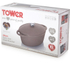 Tower IDT90004 Cast Iron Oval Casserole Dish - Latte - 29cm: Image 5