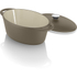 Tower IDT90004 Cast Iron Oval Casserole Dish - Latte - 29cm: Image 2