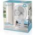 Signature S115N Desk Fan - White - 9 Inch: Image 4