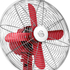 Swan SFA1010RN Retro Desk Fan - Red - 12 Inch: Image 2