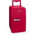 Swan SRE10010RN Retro Mini Fridge - Red: Image 2