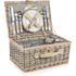 Coast & Country CC10004 4 Person Picnic Hamper: Image 1