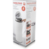 Morphy Richards 974144 Round Sensor Bin - White - 50L: Image 5