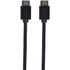 Kit 1m HDMI Cable - Black: Image 2