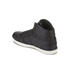 Crosshatch Men's Ecuador High Top Trainers - Black: Image 5