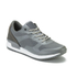 Crosshatch Men's Tricking Mesh Trainers - Smoked Pearl: Image 4