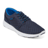 Supra Men's Hammer Run Woven Mesh Trainers - Navy/White: Image 4
