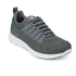 Supra Men's Owen Heel Mesh Trainers - Charcoal: Image 4