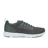 Supra Men's Owen Heel Mesh Trainers - Charcoal: Image 1